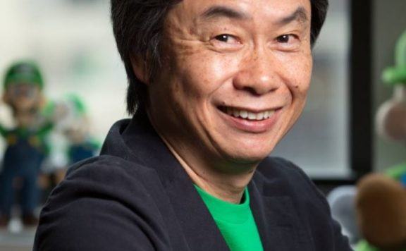 Shigeru Miyamoto Front