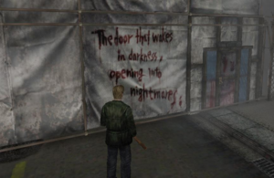 Silent Hill 2 Background