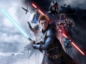 Star Wars Jedi Fallen Order new III