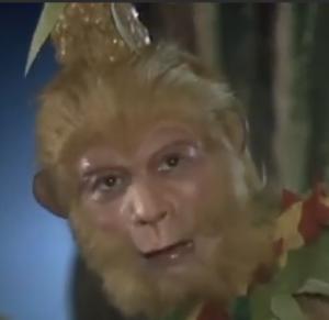 Sun Wukong handsome monkey king II