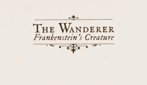 The Wanderer Frankenstein Front