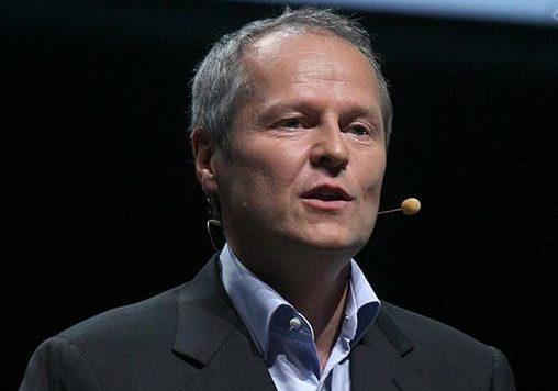 Yves Guillemot CEo Ubisoft Front
