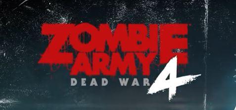 Zombie 4 Dead War Front