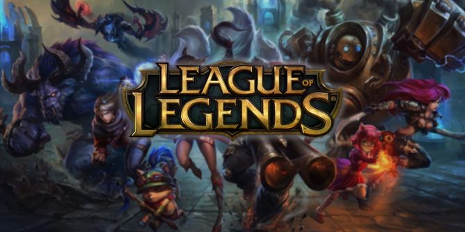 league of legends 4