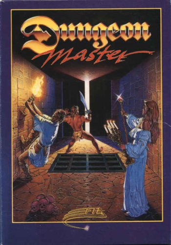 1373 dungeon master dos front cover