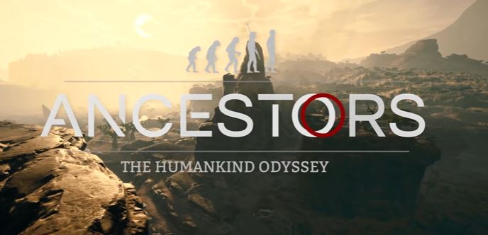 Ancestors The Humankind Odyssey FRONT