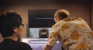 BBC NEWSBEAT meeting with Hideo Kojima III