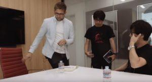 BBC NEWSBEAT meeting with Hideo Kojima V