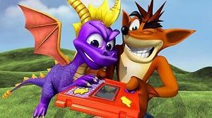 Crash Spyro