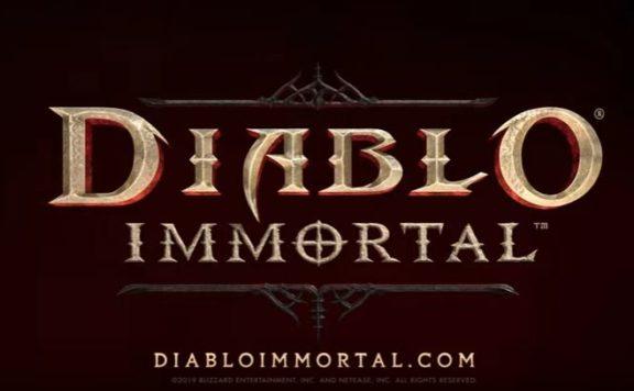 Diablo Immortal FRONT