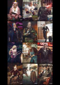 Full Calendar Geralt di Rivia 2020