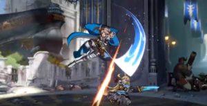 GranBlue Fantasy Versus IV