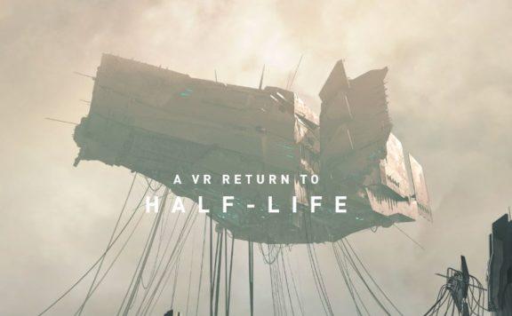 Half Life Alyx Front