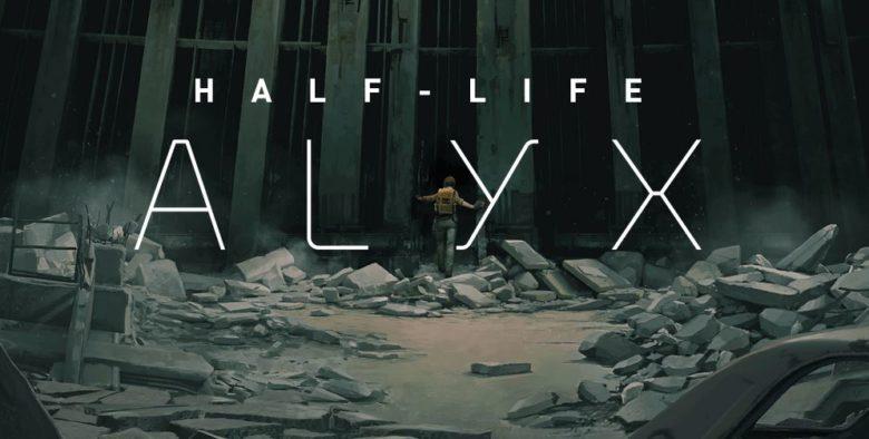 Half Life Alyx Real BackGrund