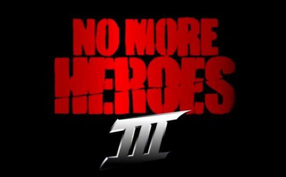 No More Heroes III Front