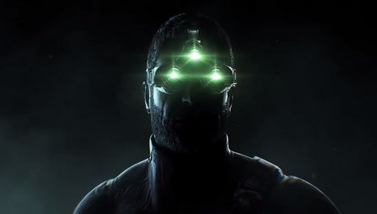 Sam Fisher Front