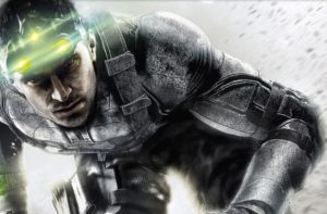 Splinter Cell new title BackGround