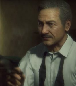 Sully The Uncharted IV