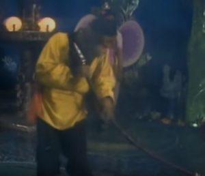 Sun Wukong prova il tridente a nove punte