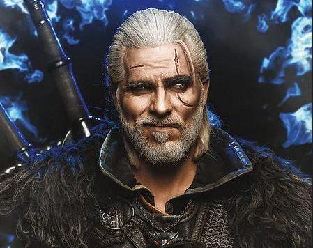 The Witcher Geralt calendar 2020 Front