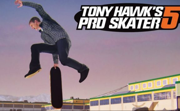 Tony s Hawk Possible New Game Front