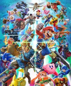 Torneo Famitsu Super Smash Bros untilmate IV