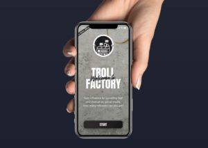Troll Factory Front