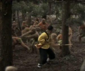 Wukong ond sina Barnar in Speal beadu