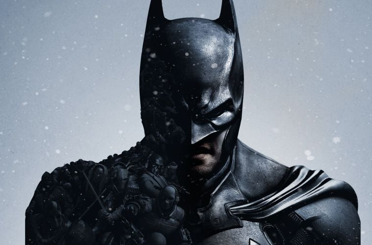 batman arkham origins standard