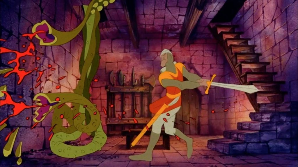 dragon s lair feature surpasses crowdfunding goal