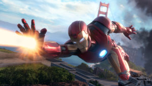 marvels avengers will sell alternate costumes on its marketplace