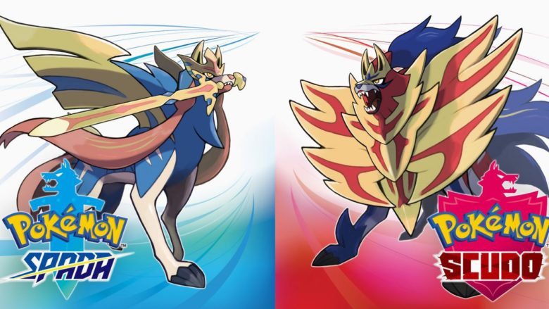 pokemon spada scudo recensione nuova avventura nintendo switch v36 46165