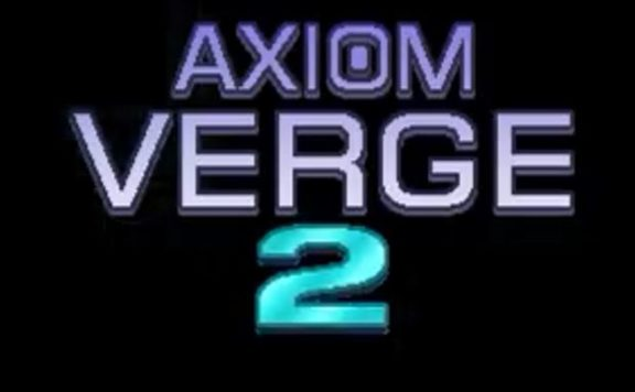 Axiom Verge 2 Nintendo Switch 2020 Front