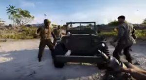 Battlefield 5 Wake Island trailer V
