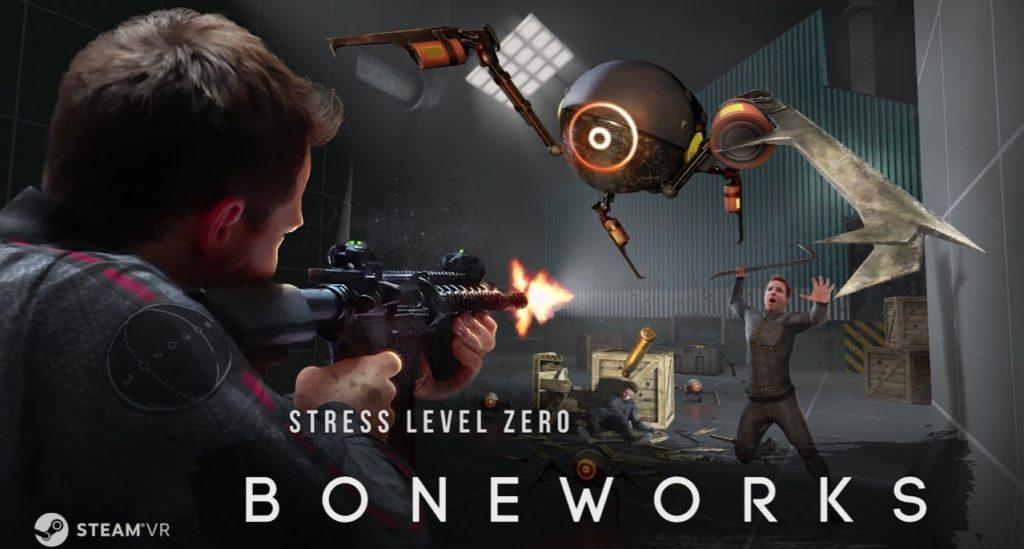 Boneworks E3
