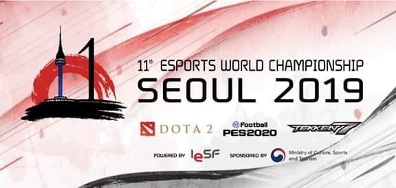 Esports World Championship Seoul 2019