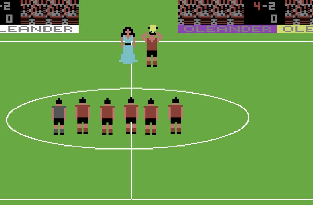 International Soccer C64 Trophy