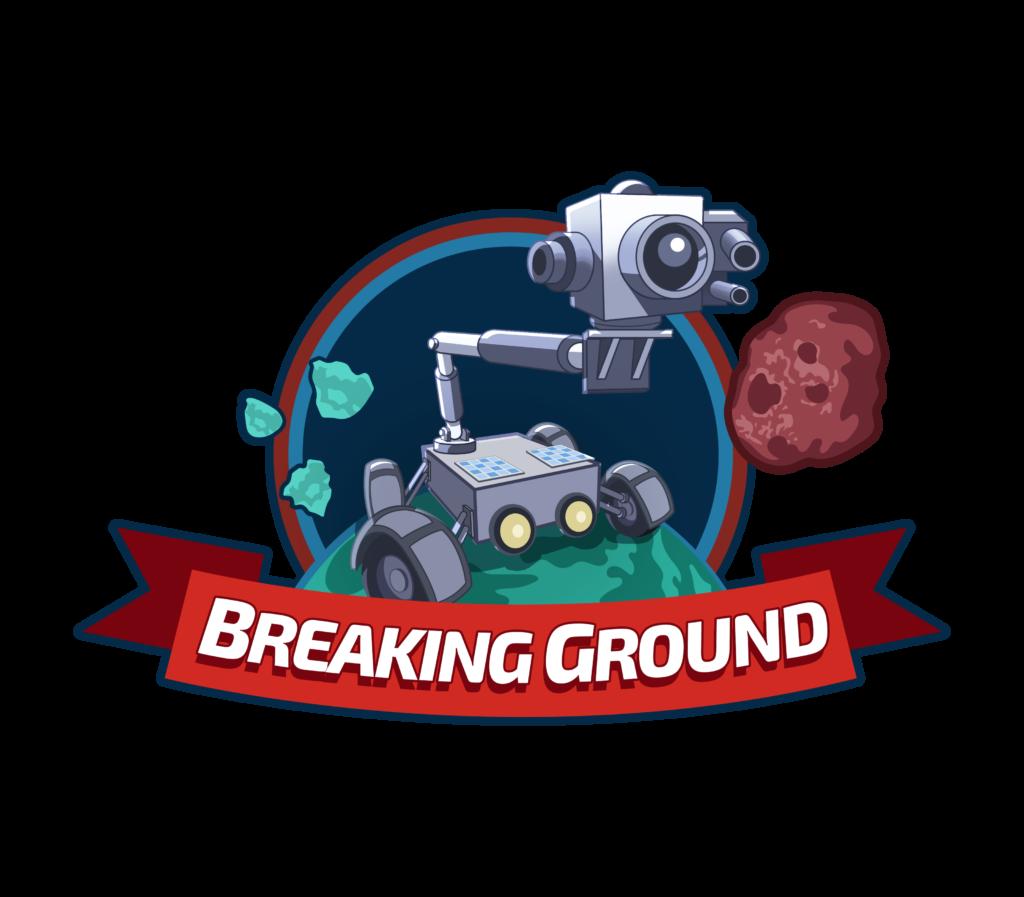 KSP Breaking Ground Expansion Logo
