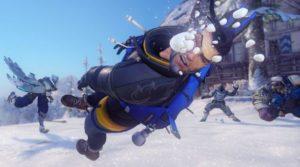 Overwatch Winter wonderland 2019 Background 1 1