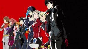 Persona 5 sale artwork Backgronund