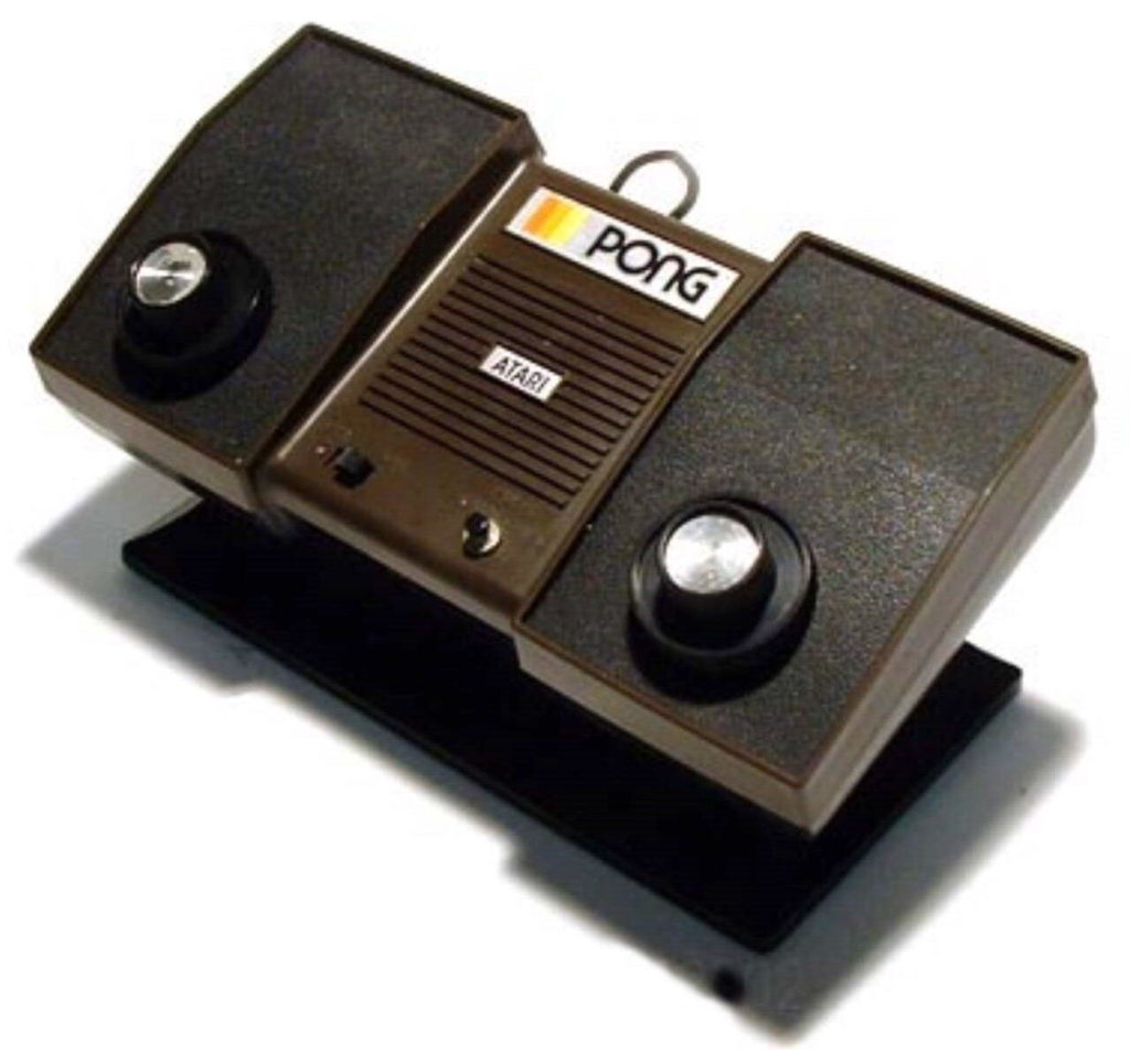 Pong CONSOLE