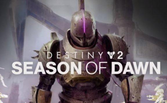 Season of Dawn Front