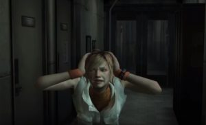 Silent Hill web domain on sale V