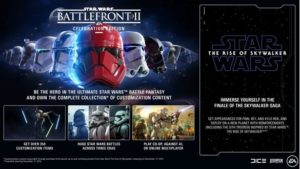 Star Wars Battlefront Celebrate Edition III