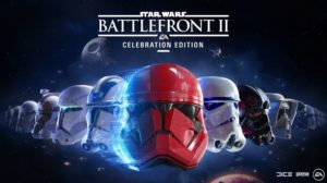 Star Wars Battlefront Celebrate Edition Real BACKGROUND