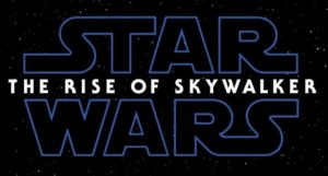 Star Wars The Rise of the Skywalker V