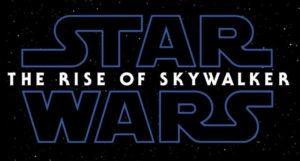 Star Wars The Rise of the Skywalker V
