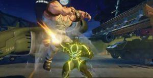 Street Fighter V Champion Edition Seth IV