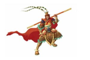 Sun Wukong IN Full Armour