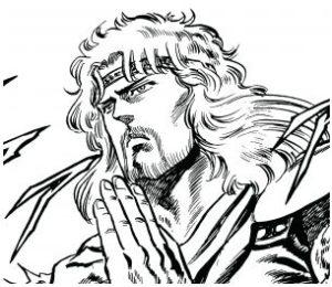 Testuo Hara Hokuto No Ken III